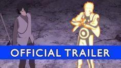 BORUTO – NARUTO The Movie – Extended Trailer