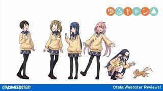 OW Reviews!   Yuru Camp △
