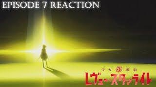 "Shoujo Kageki Revue Starlight Episode 7 Reaction: Eternal Stage, Reach ""Starlight's Gate"""