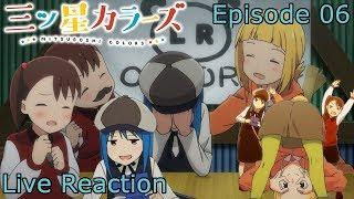 Mitsuboshi Colors Episode 6 Live Reaction (Re-upload)