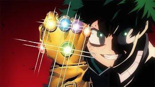 My Hero Academia: Infinity War