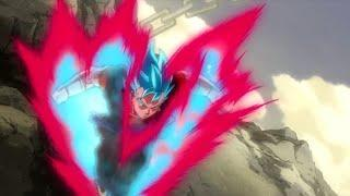 Cumber vs Vegito Blue Kaioken full Fight Trailer   Super Dragon Ball Heroes HD
