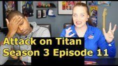 "Attack on Titan Season 3 Episode 11 ""Bystander"" (REACTION🔥)"
