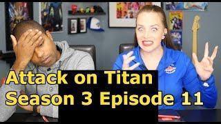"Attack on Titan Season 3 Episode 11 ""Bystander"" (REACTION?)"