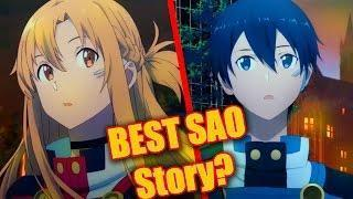 Sword Art Online Ordinal Scale! Best SAO Story? – Sword Art Online Movie Review