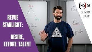 Revue Starlight: Desire, Effort, Talent   (Not Quite) Daily Show