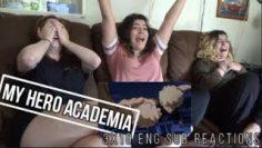 My Hero Academia 3×10 Symbol of Peace Reactions