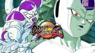 """COOLER AND FRIEZA GET ANGRY! – Dragon Ball FighterZ: """"Cooler"""" Gameplay"""