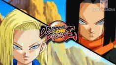 """THE DAMAGE IS INSANE… – Dragon Ball FighterZ: """"Android 17"""" Gameplay"""