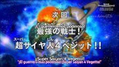 CAPITULO 5  SUPER DRAGON BALL HEROES | EL SUPER SAIYAJIN 4 VEGETTO VS CUMBER   FANMADE ANIMADO
