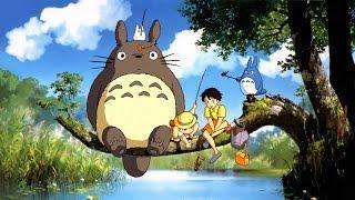 "Kids react to ""My Neighbor Totoro"""