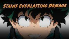 Stain's Everlasting Damage To Hero Society   My Hero Academia Season 3 Episode 15