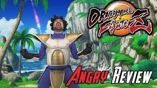 Dragon Ball FighterZ Angry Review