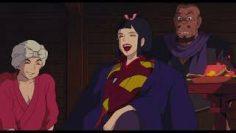 AMV   Mononoke Hime   Loreena McKennitt   Mummer's Dance   HD Remastered