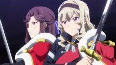 Shoujo Kageki Revue Starlight – Revue of Fate Episode 10 (Karen/Hikari vs Maya/Claudine)
