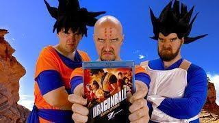 Dragonball Evolution – Nostalgia Critic