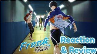 Free! – Dive to the Future Episode 7 Reaction & Review