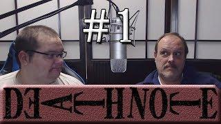 My Dad and I React to Death Note   Episode 1   ENGLISH DUB  