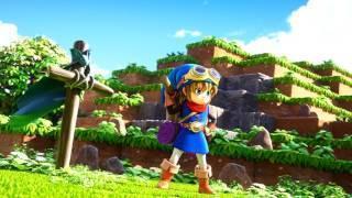 Dragon Quest Builders   Announce trailer   PS4 & PS Vita