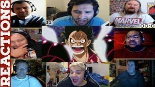 One Piece Episode 857 Reactions Mashup