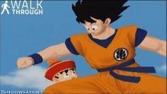 DBZ Budokai Walkthrough (Very Hard) 1/11 Saiyan Saga