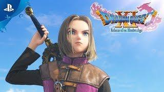 Dragon Quest XI: Echoes of an Elusive Age – Opening Movie | PS4