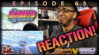 BORUTO EP. 65 REACTION + REVIEW!! | Better Than The Movie Version