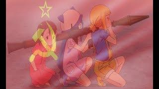 Soviet lolis fight to restore Communism