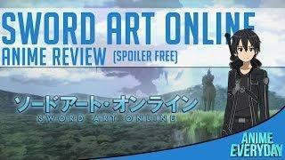 Sword Art Online Anime Review – AnimeEveryday Anime Reviews