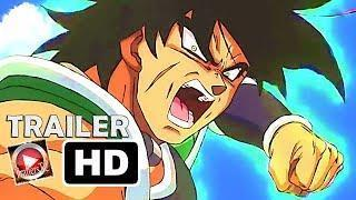 Dragon Ball Super: Broly Trailer Oficial #2 Subtitulado Español