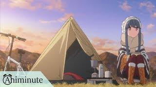 Laid Back Camp – Episode 2 REVIEW | Animinute