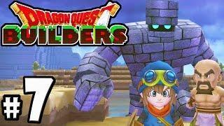 Dragon Quest Builders – PS4 Gameplay Walkthrough PART 7 – Damdara Desert Golems & Rescuing Magnus