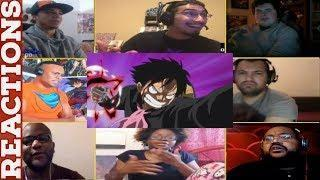 One Piece Episode 856 Reactions Mashup