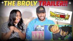"""Dragon Ball Super: Broly"" Movie Trailer 2 English Sub REACTION!!!"
