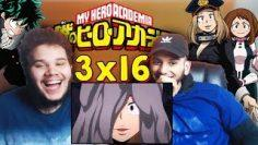 "REACTION | ""My Hero Academia 3×16"" – Shiketsu High Dominating!"