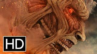 Attack on Titan (Live-Action Movie) Part 2: End of the World – Official Theatrical Trailer