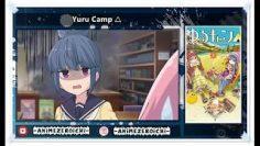 Shima rin funny reaction | Yuru Camp△