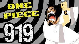 "One Piece Chapter 919 Review ""Samurai Kin"""