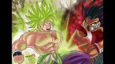 Super Dragon Ball Heroes: Broly Vs Kamba