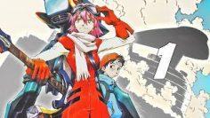 Anime Reactions: FLCL- Episode 1