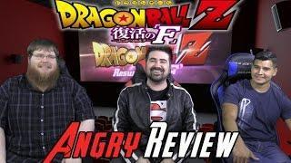 Dragon Ball Z: Resurrection 'F' Angry Movie Review