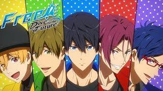 Free! -Dive to the Future- ENDING | Gold Evolution (HD)