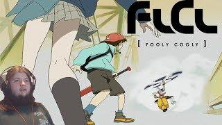 "Fooly Cooly Episode 1 REACTION! ""Fooly Cooly / FLCL"""
