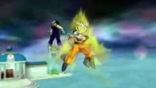 Dragon Ball Z Shin Budokai 2   Trailer   PSP