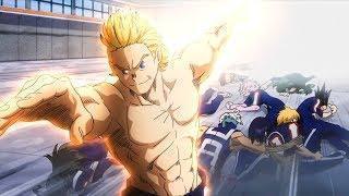 Boku no Hero Academia S3「AMV」Predators 【Mirio Togata Vs. Class 1-A】