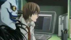 Death Note Kira Kills Lind L Tailor and L Challenges Kira [English Dub]