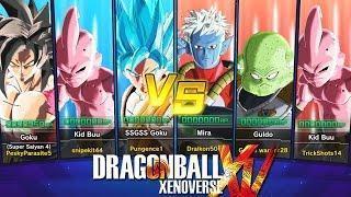 CRAZY 3v3s! – Dragon Ball Xenoverse – (Xbox One Gameplay) E166