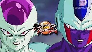 """COOLER AND FRIEZA DESTROY EVERYONE! – Dragon Ball FighterZ: """"Cooler"""" Gameplay"""