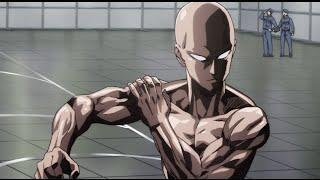 One Punch Man – Fitness test