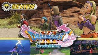 Dragon Quest XI: REVIEW (Dragon Leisurely Stroll)